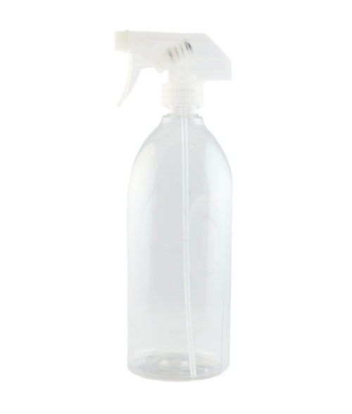 Image Transparent Spray Bottle
