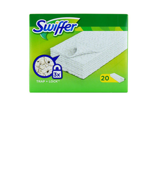 Image Dry Sweeper Cloths - Box of 20