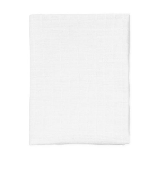 Image Muslin Cloth White - Pack of 10