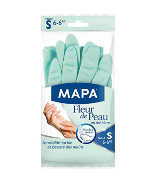 Image Latex Gloves Sensitive 'Fleur De Peau'