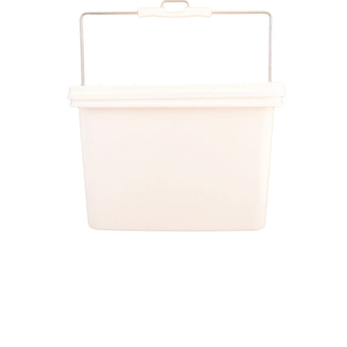 Image White Container for 3 kg of Powder