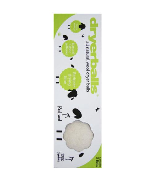 Image Wool Dryer Balls - Box of 3