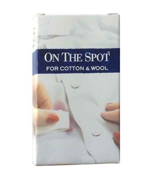 Image Stain Remover Tissues for Cotton & Wool - Pack of 5