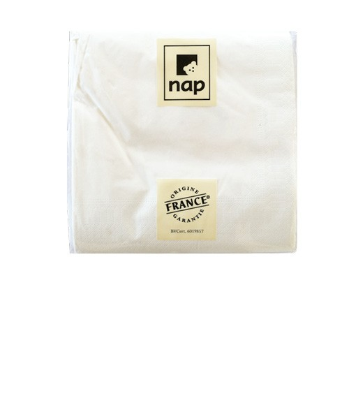 Image White Paper Napkins