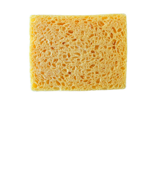 Image Rectangular Cellulose Sponge - Pack of 4