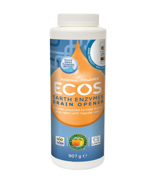 Image Earth Enzymes Drain Cleaner - 908g