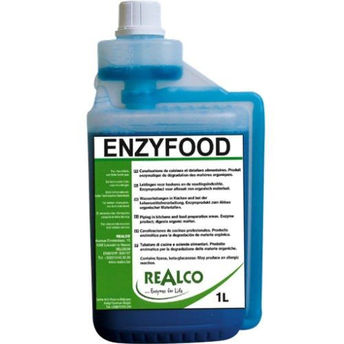 Image Enzyfood Drain Cleaner - 1L