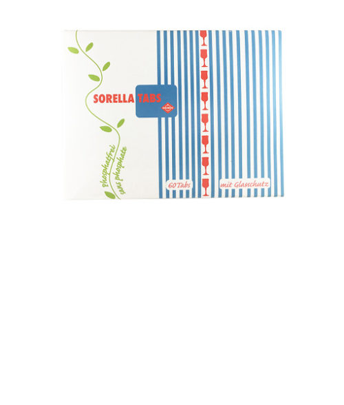 Image Dishwasher Tablets Sorella - Pack of 60