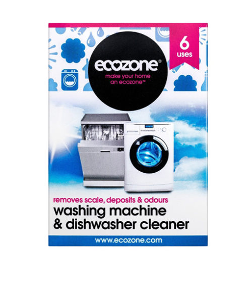 Image Washing Machine & Dishwasher Cleaner - 135g