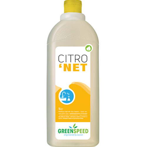 Image Citro'Net Washing-Up Liquid