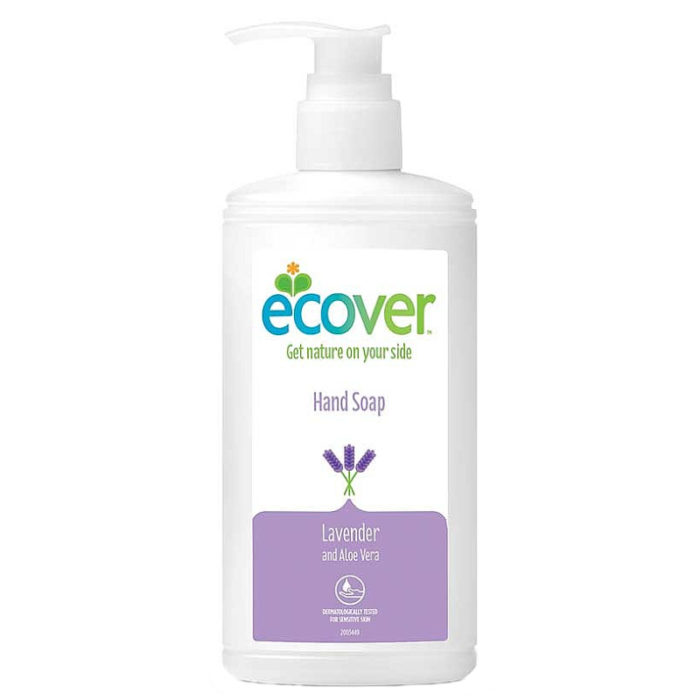 Image Ecover Lavender Hadsoap
