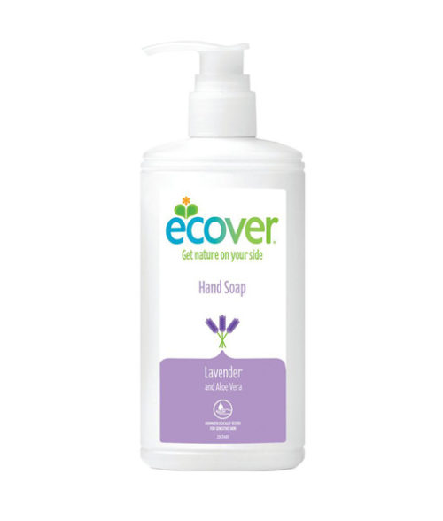 Image Lavender and Aloe Vera Hand Soap