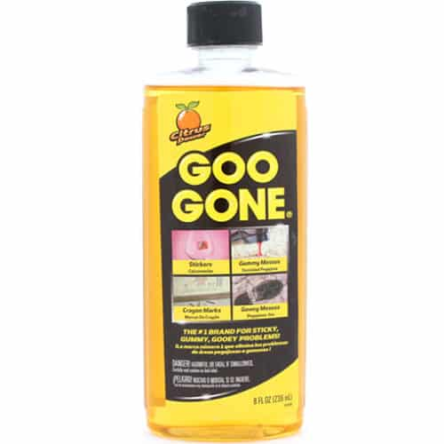 Goo and Adhesive Remover - 236ml
