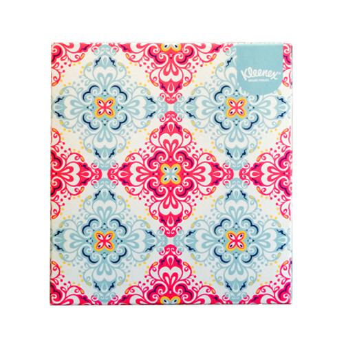 Image Kleenex Facial Tissues Cube