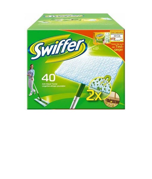 Image Sweeper Dry Sweeping Cloths - Box of 40