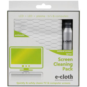 Image Ecloth Screen Cleaning Pack