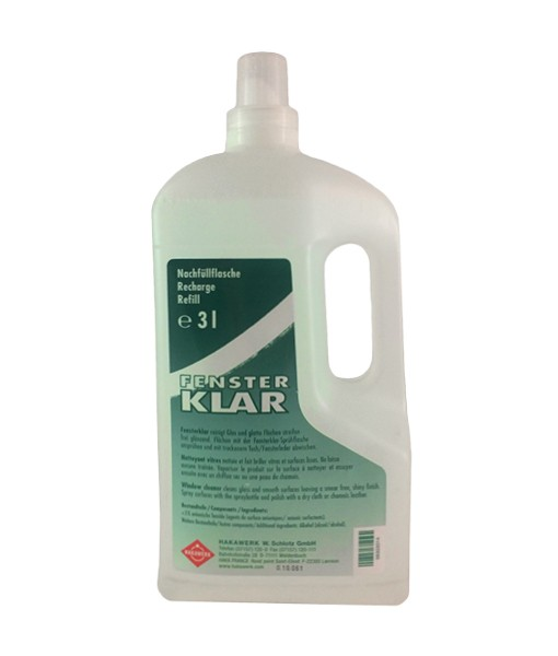 Window Cleaner - 3L