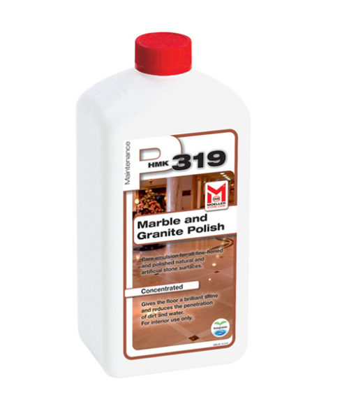 Image P319 Marble and Stone Polish - 1L