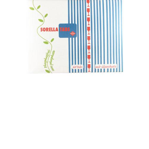 Dishwasher Tablets Sorella - Pack of 60