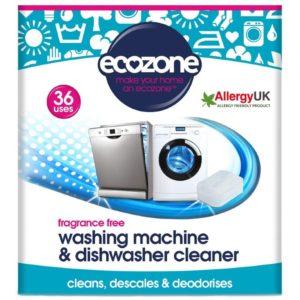 Image Ecozone Washing Machine & Dishwasher Cleaner 720g
