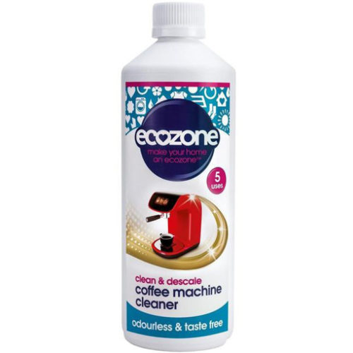 Coffee Machine Cleaner and Descaler - 500ml