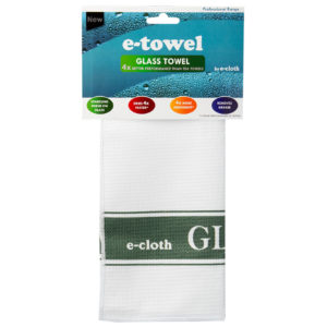 Image E-Cloth Glass Towel