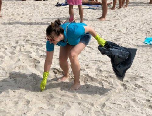 EYS Team – Beach Clean Up