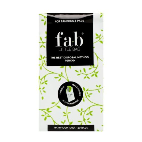 Fab Little Bag - Bathroom Pack - 20 Bags