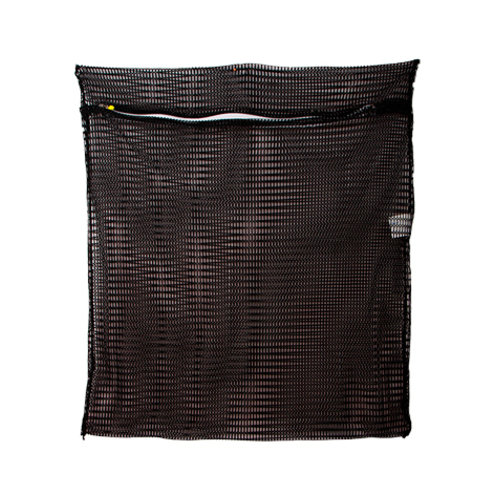 Image 43x43cm Black Mesh Laundry Bag