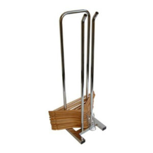 Image Chrome Hanger Stacker