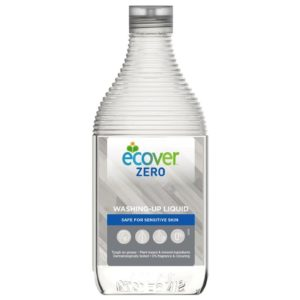 Image Ecover Washing-up Liquid Zero