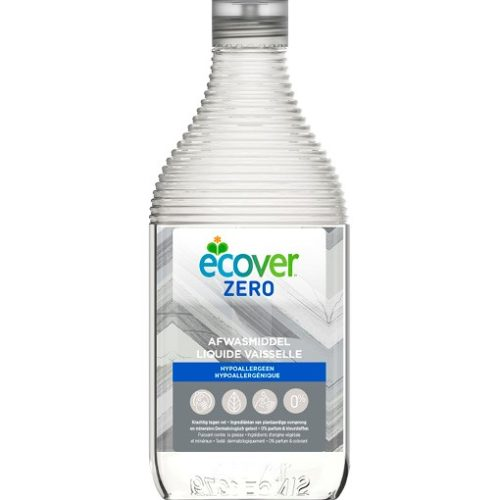 Ecover - Washing-Up Liquid Zero - 450ml - 5L