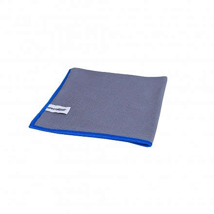 Image Allure Glass & Metal Polishing Cloth - Microfibre - Grey