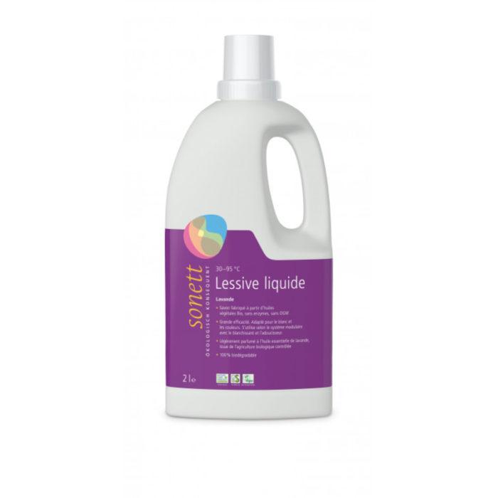 Image Sonett Laundry Liquid Lavender 2L